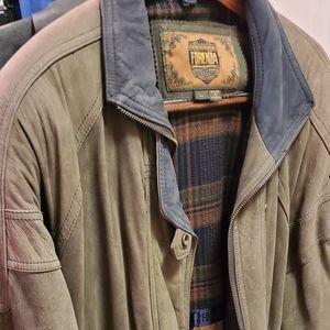 Forenza Suede Jacket